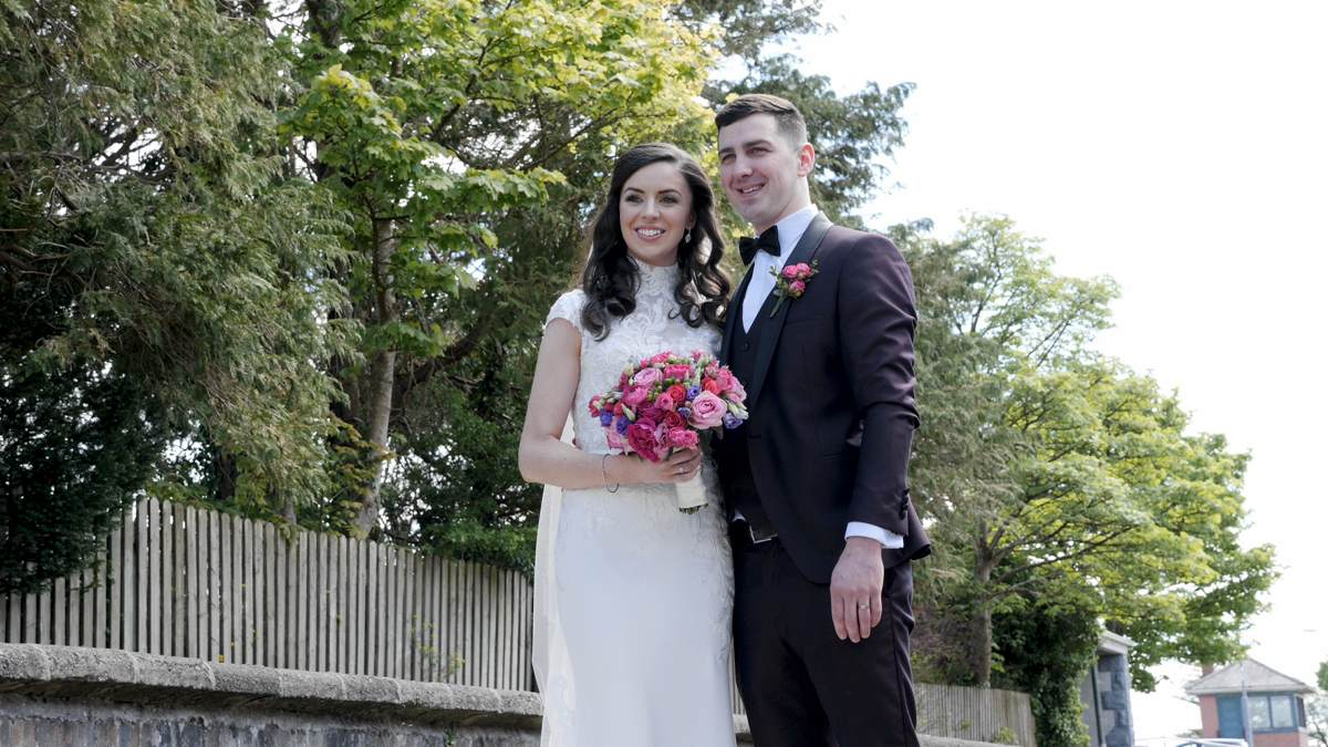 Helen and David wedding video mayo