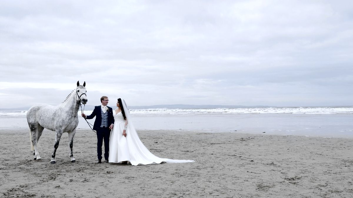 Samantha & Edward wedding video